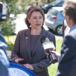 Mme Manon Laporte, Présidente-directrice générale d'Enviro-accès